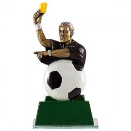 Trofeo resina figura árbitro