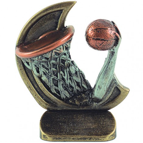Trofeo resina Serie 77 Baloncesto