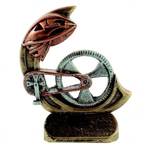 Trofeo resina Serie 77 Ciclismo