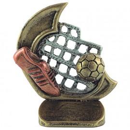 Trofeo resina Serie 77 Fútbol