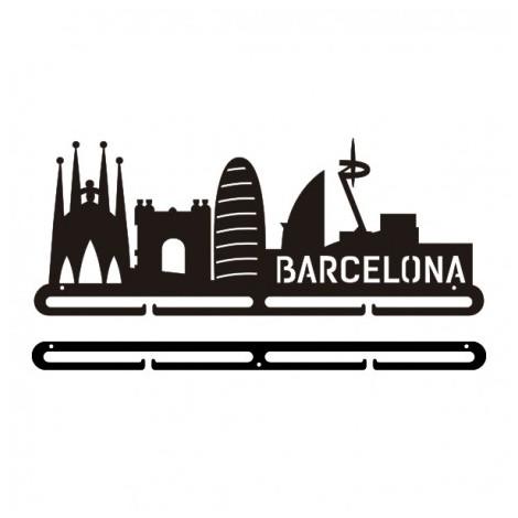 Medallero de Barcelona