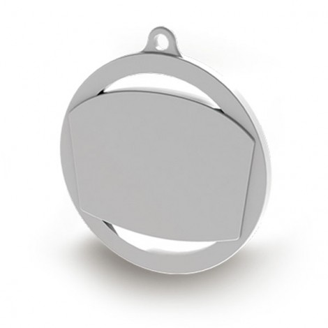 Medalla de 60mm personalizable a color. Modelo C