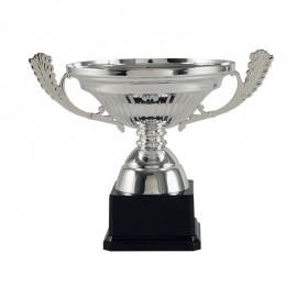 Trofeo ensaladera plata con asas
