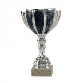 Trofeo cerámica bicolor