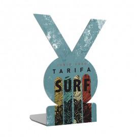 Trofeo forja impreso a color