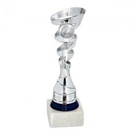 Trofeo portadiscos espiral