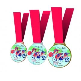 Medalla Serie 11