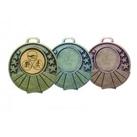 Medalla Portacentros 50mm Serie 14/38