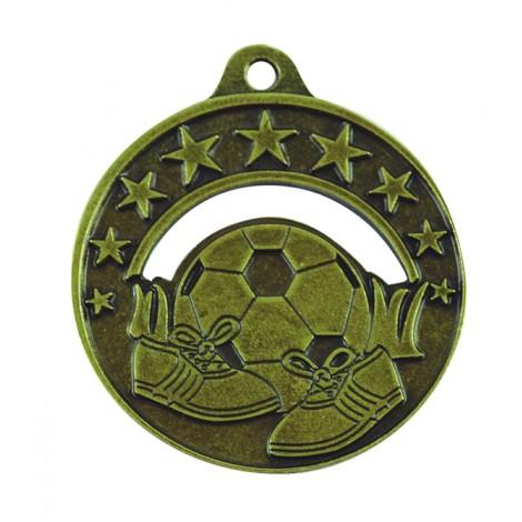 Medalla infantil de fútbol