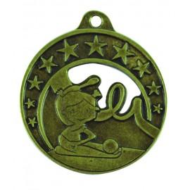 Medalla infantil de gimnasia