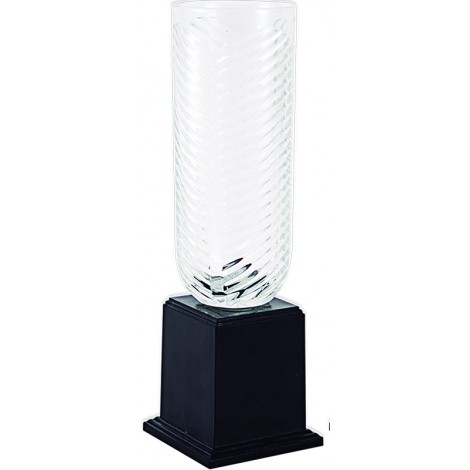 Trofeo Jarrón cristal