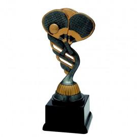 Trofeo con aplique deportes S4400