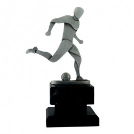 Trofeo de zamack fútbol