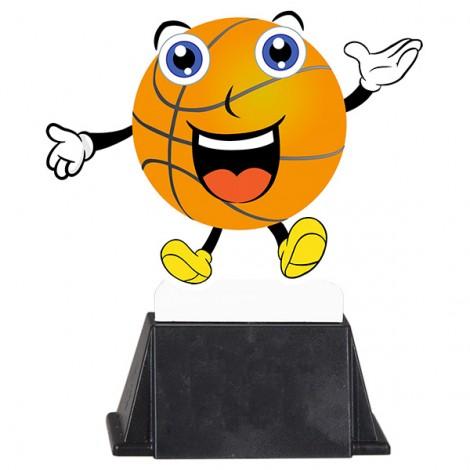 Trofeo de metacrilato Serie 53 Baloncesto