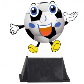 Trofeo de metacrilato Serie 53 Fútbol