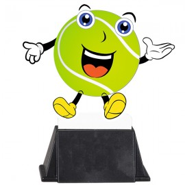 Trofeo de metacrilato Serie 53 Tenis