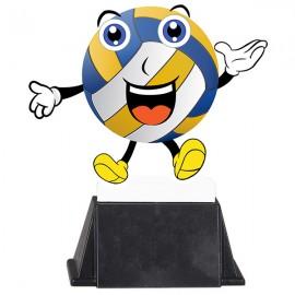 Trofeo de metacrilato Serie 53 Voleibol