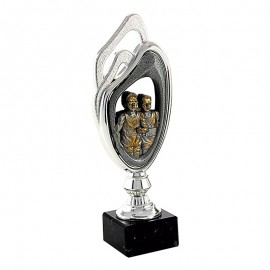 Trofeo figura de atletismo masc.