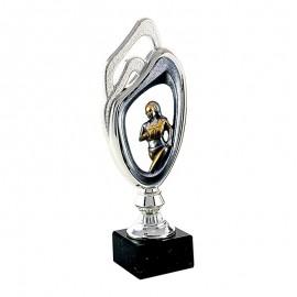 Trofeo figura de atletismo fem.
