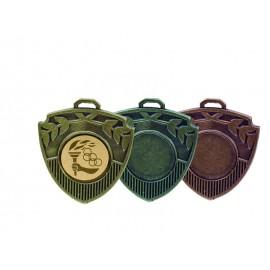 Medalla Portacentros Serie 50mm 14/39