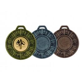 Medalla Portacentros 50mm Serie 14/32