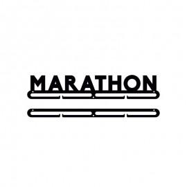 Medallero letras Marathon