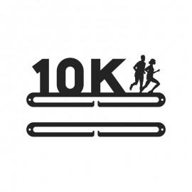 Medallero letras 10K