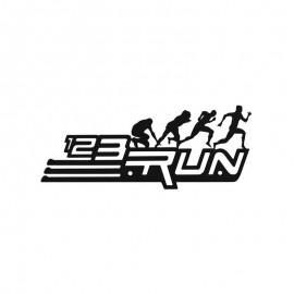 Medallero Run 1,2,3