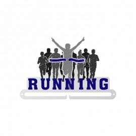 Medallero I am a Runner