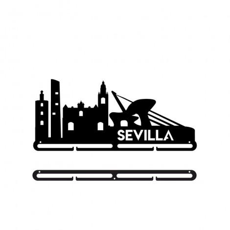 Medallero de Sevilla