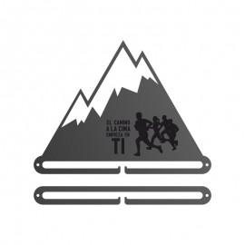 Medallero montaña