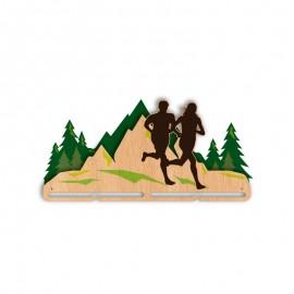 Medallero Trail Madera