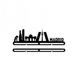 Medallero de Madrid