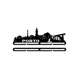 Medallero de Oporto